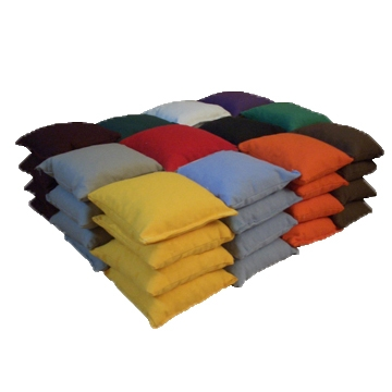 Set of 8 Standard Corn-Filled Bags