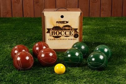 Bocce Ball Championship Series