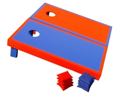 Bordered Design Cornhole Boards