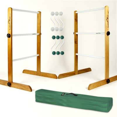 Ladder Golf Double Ladder Ball Game
