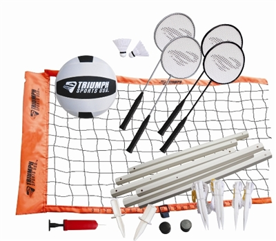 Volleyball / Badminton Combo